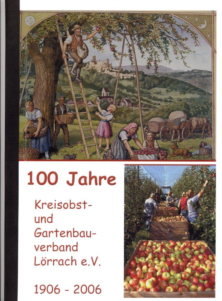 Festschrift des Kreisobst- und Gartenbauverband Lörrach e.V