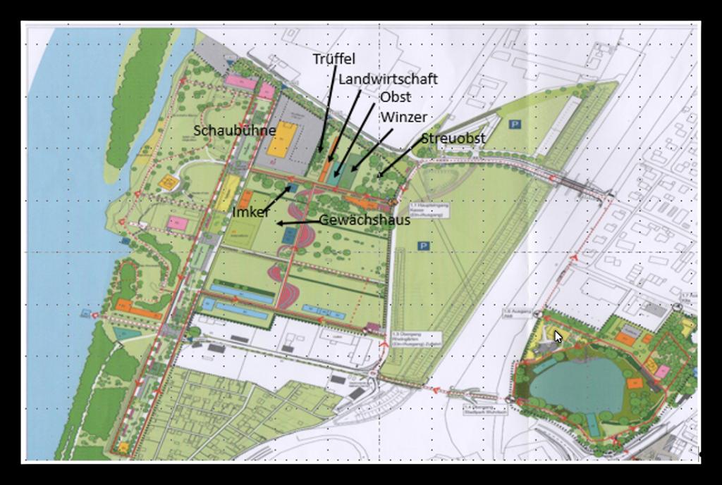 Landesgartenschau 2022 in Neuenburg